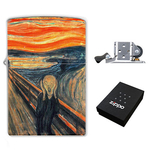Lighter : Edvard Munch - The Scream