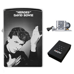 Lighter : David Bowie - Heroes