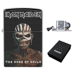 Lighter : Iron Maiden - Book of Souls