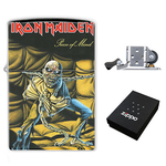 Lighter : Iron Maiden - Piece of Mind