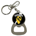 Bottle Opener Keychain : Air Cavalry - Death From Above