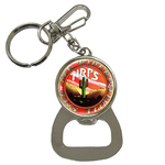 Bottle Opener Keychain : New Riders of the Purple Sage