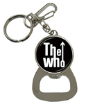 Bottle Opener Keychain : The Who
