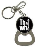 Bottle Opener Keychain : The Who