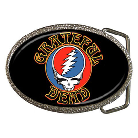 Belt Buckle : Grateful Dead - Steal Your Face