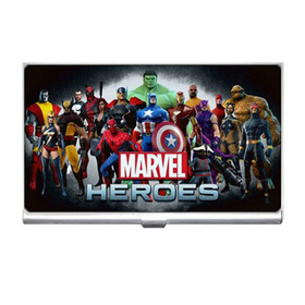 Card Holder : Marvel Heroes