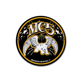 Coasters (4 Pack - Round) : MC5 / White Panthers