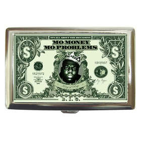 Cigarette Case : Notorious B.I.G. - Mo Money, Mo Problems