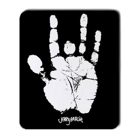 Mousepad : Jerry Garcia Handprint
