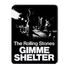 Mousepad : Rolling Stones - Gimme Shelter