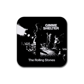 Coasters (Square) : Rolling Stones - Gimme Shelter