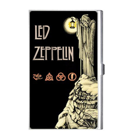 Card Holder : Led Zeppelin IV Symbols - The Hermit