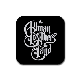 Coasters (4 Pack - Square) : Allman Brothers Band