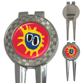 Golf Divot Repair Tool : Primal Scream - Screamadelica