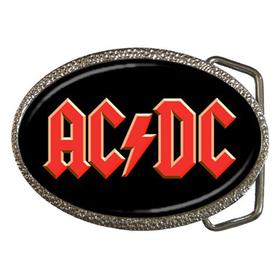 Belt Buckle : AC/DC