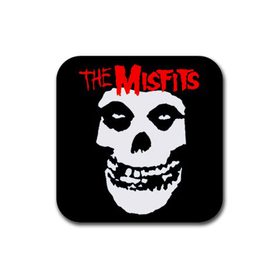 Coasters (4 Pack - Square) : Misfits