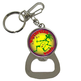 Bottle Opener Keychain : Widespread Panic - Note Eater
