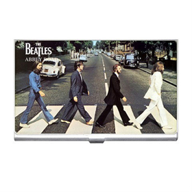 Card Holder : Beatles - Abbey Road