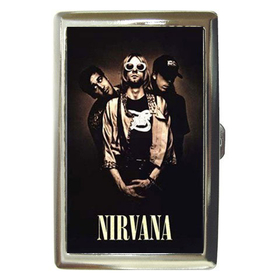 Cigarette Case : Nirvana