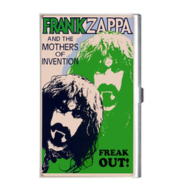 Card Holder : Frank Zappa & The Mothers of Invention
