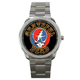 Casual Sport Watch : Grateful Dead - Steal Your Face