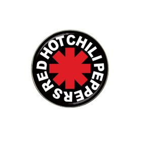 Golf Ball Marker : Red Hot Chili Peppers
