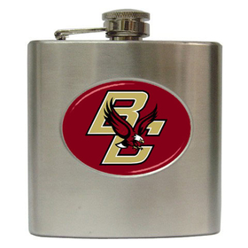 Liquor Hip Flask (6oz) : Boston College Eagles