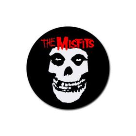 Coasters (4 Pack - Round) : Misfits