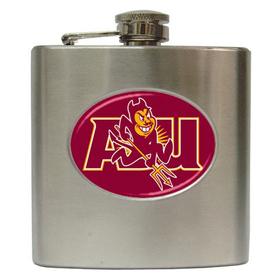 Liquor Hip Flask (6oz) : Arizona State Sun Devils
