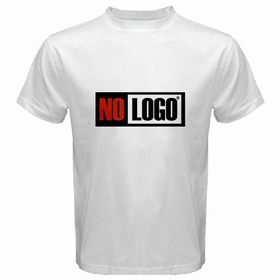 White T-Shirt : No Logo