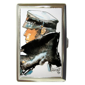 Cigarette Case : Corto Maltese