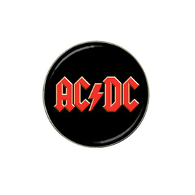 Golf Ball Marker : AC/DC