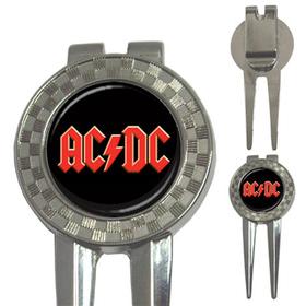 Golf Divot Repair Tool : AC/DC