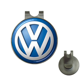 Golf Hat Clip with Ball Marker : Volkswagen VW