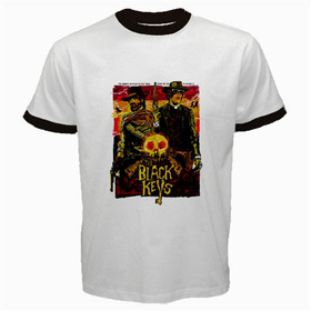 Ringer T-Shirt : Black Keys