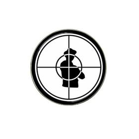 Golf Ball Marker : Public Enemy