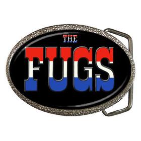 Belt Buckle : Fugs
