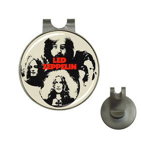 Golf Hat Clip with Ball Marker : Led Zeppelin III