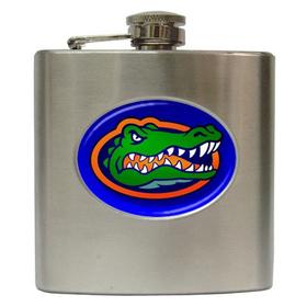 Liquor Hip Flask (6oz) : Florida Gators