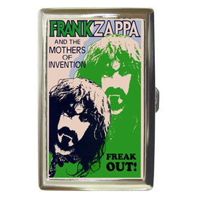 Cigarette Case : Frank Zappa & The Mothers of Invention