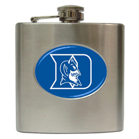 Liquor Hip Flask (6oz) : Duke Blue Devils