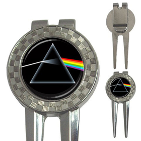 Golf Divot Repair Tool : Pink Floyd - Dark Side of the Moon