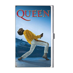Card Holder : Queen - Freddie Mercury