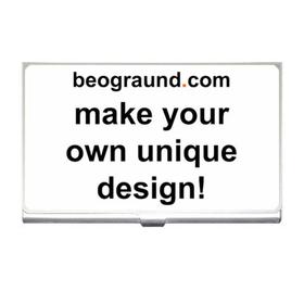 Card Holder - Custom Design
