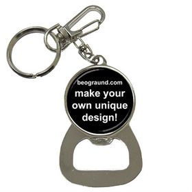 Bottle Opener Keychain - Custom Design