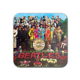 Magnet : Beatles - Sgt. Pepper's Lonely Hearts Club Band