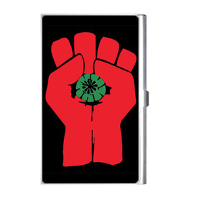 Card Holder : Gonzo Fist - Hunter S. Thompson