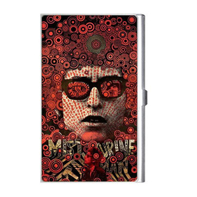 Card Holder : Bob Dylan - Blowin' in the Mind