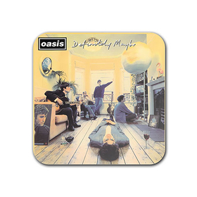 Magnet : Oasis - Definitely Maybe