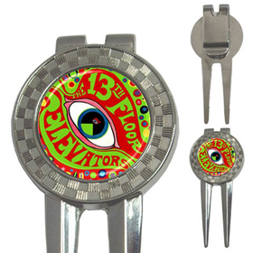 Golf Divot Repair Tool : 13th Floor Elevators - The Psychedelic Sounds